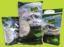 Artic ECO Green Ice Melt Sizes
