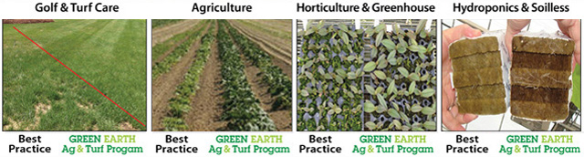 Green Earth Ag and Turf Has The Best Organic Turf and Agriculture Programs