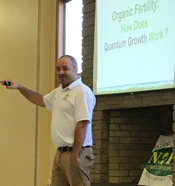 Joe Magazzi Speaking at NOFA OLC Workshop
