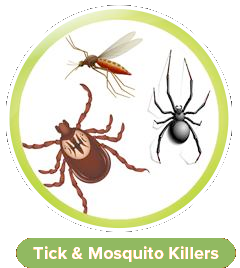 Effective Natural Tick and Mosquito Killers Tick Killz