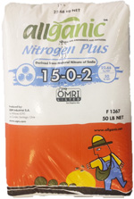 Chilean Nitrate of Soda Organic Fertilizer 15-0-2 Allganic
