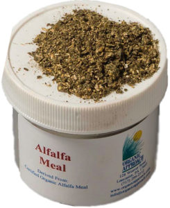 Alfalfa Meal 3-2-2 Organic Fertilizer from Organic Approach