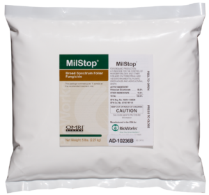 Milstop Organic Disease Control for Powdery Mildew from BioWorks
