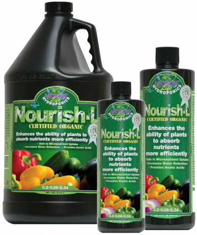 Microbe Life Nourish-L Organic Liquid Humic and Fulvice Acid