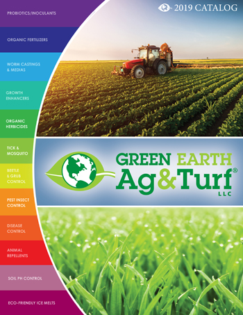 Green Earth Ag & Turf 2019 Organic Catalog