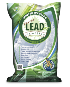 Winter Warrior Environ LEADer for LEED Comliant Buildings