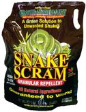 Snake SCRAM Bag Image Snake Epic Repellent