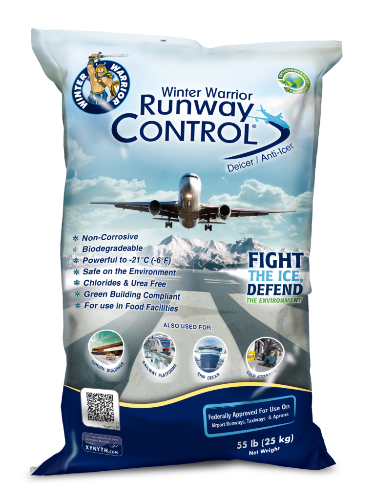 Winter Warrior Runway Control