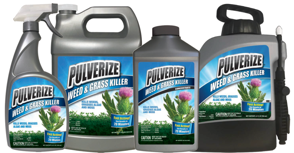 Pulverize Weed & Grass Killer