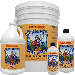 Neptune's Harvest Fish Hydrolysate Fertilizer Organic